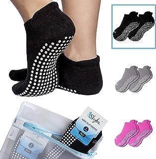 Acfoda Outdoor Chaussures de fitness pour femme avec fermeture Velcro Taille 35-42