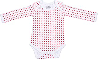 Unisex Baby Clothes, Long Sleeve Organic Cotton Bodysuits NB Onesies