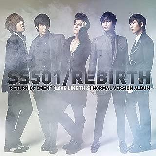ss501 rebirth