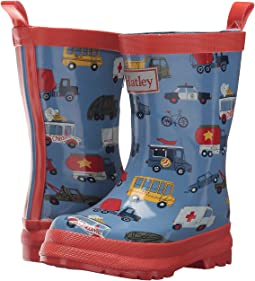 Hatley Kids - Rush Hour Rain Boots (Toddler/Little Kid)