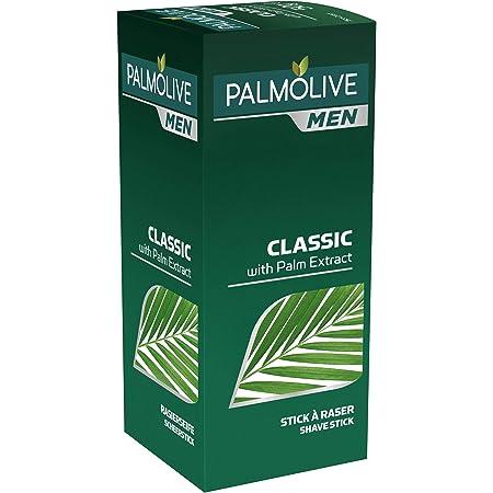 Palmolive Men Rasierseife Classic Mit Palm Extrakt 1 X 50 G Rasierseife Für Normale Empfindliche Haut Drogerie Körperpflege