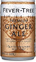 Fever-Tree Premium Ginger Ale, 5.07 Fl Oz Can (24Count)