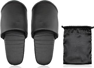 ムーンルーム スリッパ ブラック 28cm