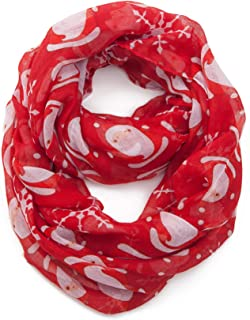 christmas scarves for girls
