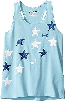 UA Stars Tank Top (Big Kids)