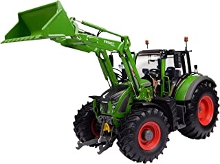 Fendt 722 Vario Tractor with Front Loader