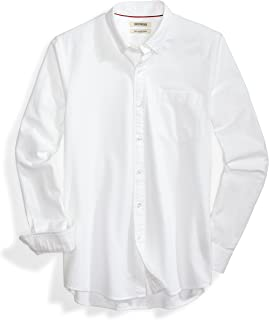 """Amazon Brand - Goodthreads Men's """"The Perfect Oxford Shirt"""" Slim-Fit Long-Sleeve Solid"""