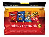 Frito-Lay Doritos & Cheetos Mix Variety Pack, 20 Count