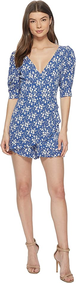 For Love and Lemons - Zamira Floral Romper