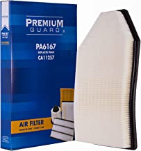 PG Air Filter PA6167 |Fits 2011-19 Chrysler 300, 2011-19 Dodge Challenger, Charger