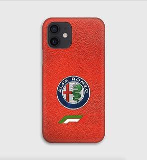 Colore Alfa Romeo cover iPhone 12mini, 12, 12 pro, 12 pro max, 11, 11 pro, 11 pro max, XS, X, X max, XR, SE, 7+, 8, 7, 6+,...
