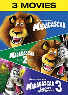 Madagascar / Madagascar: Escape 2 Africa / Madagascar 3: Europe's Most Wanted