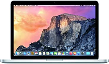 Principios de 2015 Apple MacBook Pro con Intel Core i5 de 2,9 GHz (13 pulgadas, 8 GB de RAM, 512 GB de SSD) Plata (Reacond...