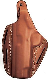 BLACKHAWK Leather 3-Slot Pancake Holster