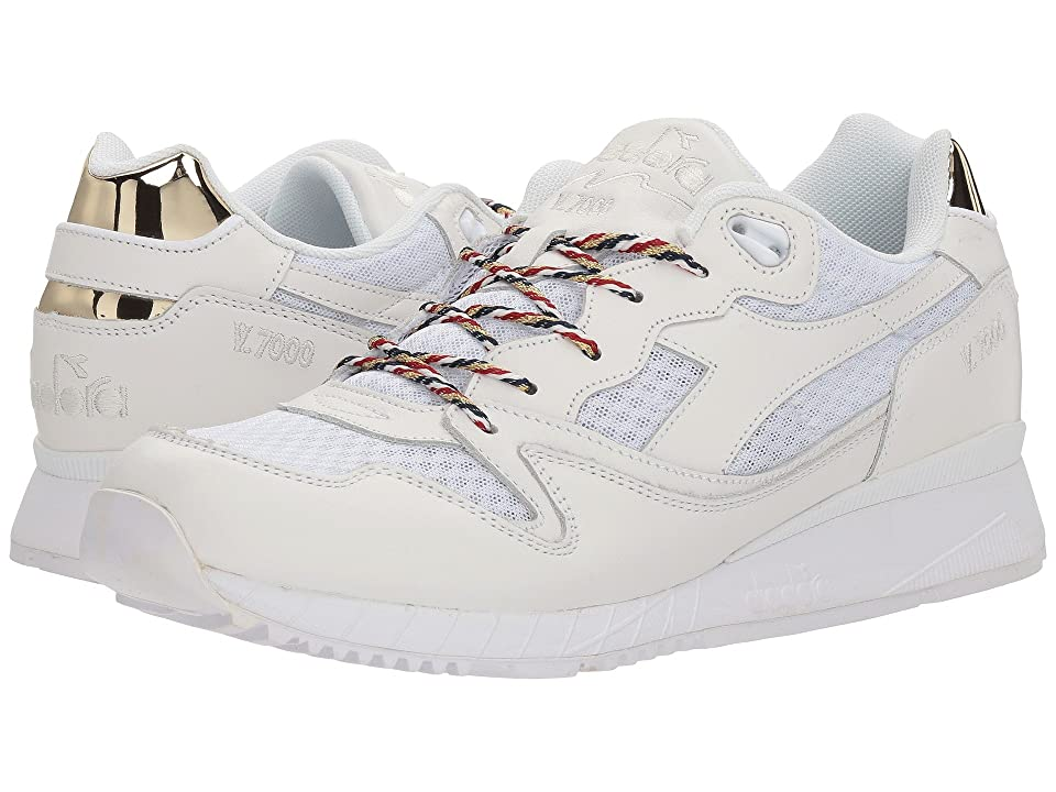 Diadora V7000 USA (White) Men