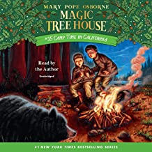 Camp Time in California: Magic Tree House, Book 35