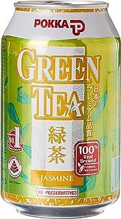 Pokka Jasmine Green Tea 300 ml (Pack of 24)