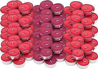 comprar comparacion Ikea SINLIG - Juego de velas aromáticas (30 unidades), diseño de bayas de jardín