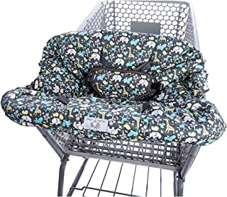 heather and heath shopping cart cover