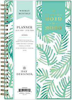 670311a00dbc3 Day Designer for Blue Sky 2019-2020 Academic Year Weekly   Monthly Planner