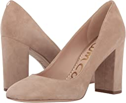 f20ba461fcd3 Classic Nude Leather. Sam Edelman. Yaro Ankle Strap Sandal Heel.  99.95.  4Rated 4 stars. Oatmeal Kid Suede Leather