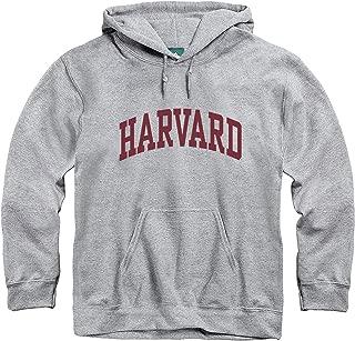 Hooded Sweatshirt, Classic Logo, Premium Grey Heavyweight Cotton Blend