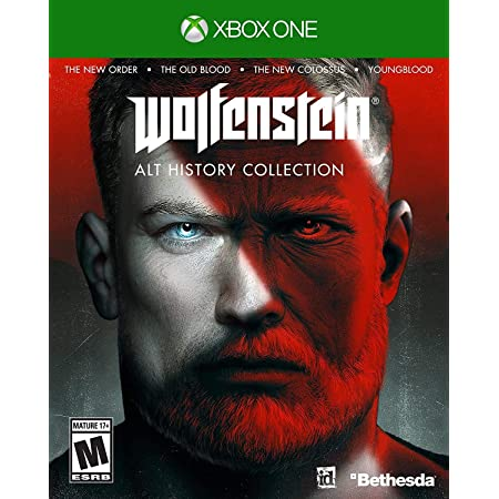 Wolfenstein: The Alternative History Collection - Xbox One