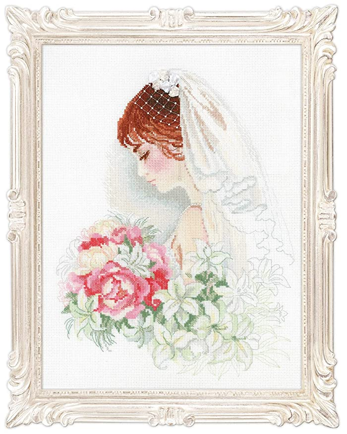RIOLIS 100/050 - Bride - Counted Cross Stitch Kit 11?