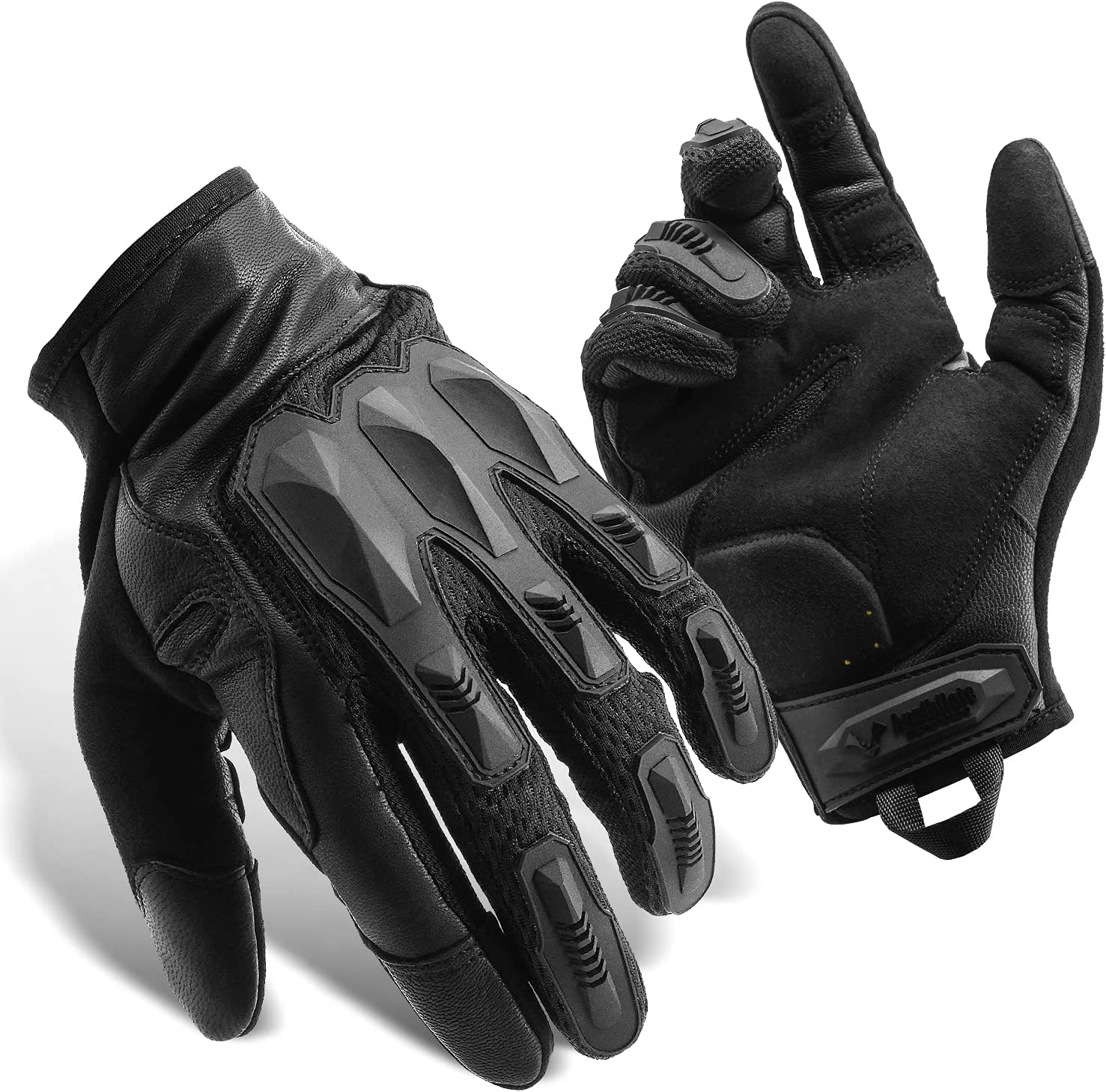 GRAMFIRE Tactical Gloves TPR Houston Beauty products Mall Military Police Protective Knuckle