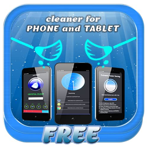RAM booster & Battery saver and trash cleaner for phone and tablet