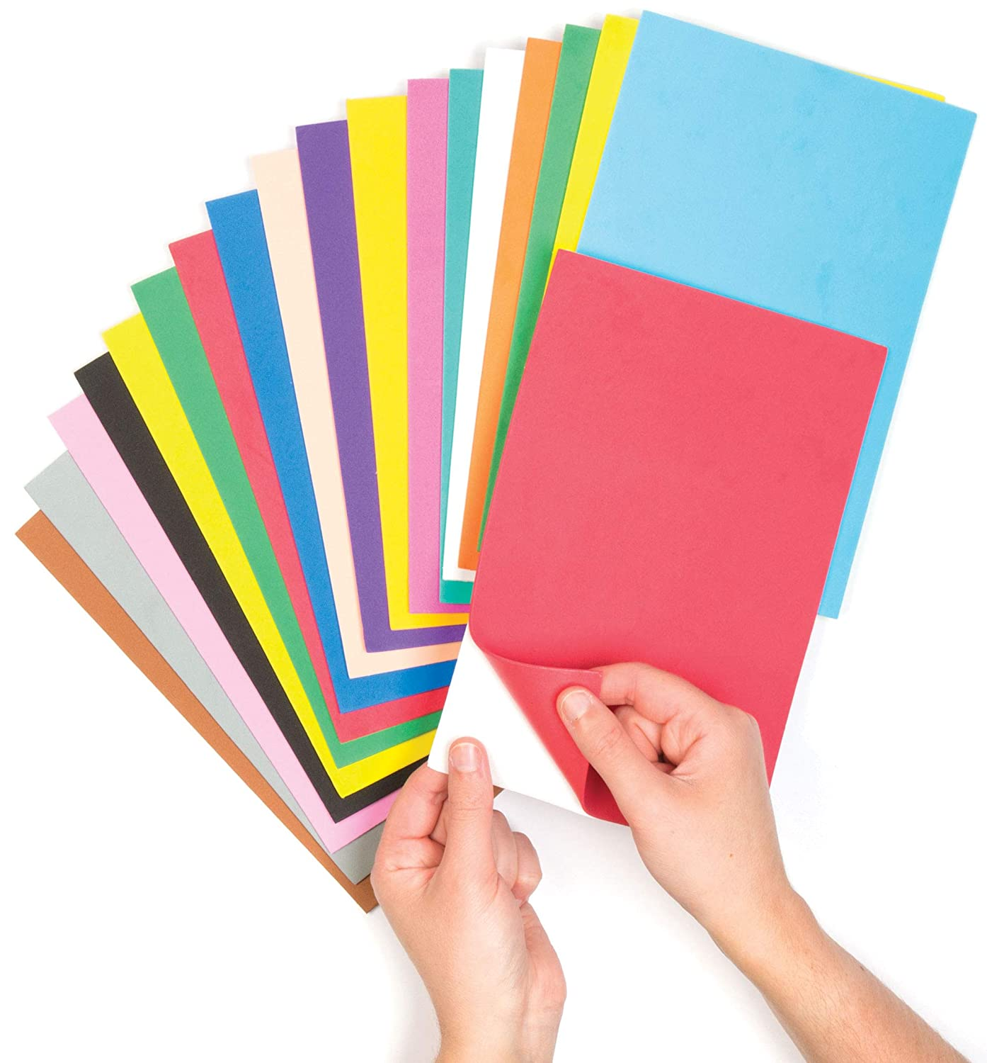 Baker Ross EV4062 Self Adhesive Foam ! Super beauty product restock quality top! of supreme 20 Class Pack Sheets -