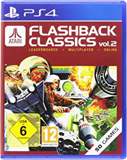 Atari Flashback Classics Collection Vol.2 (PS4)