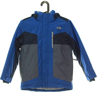The North Face Boy's Axel Insulated Jacket Size 10/12 Blue, Medium