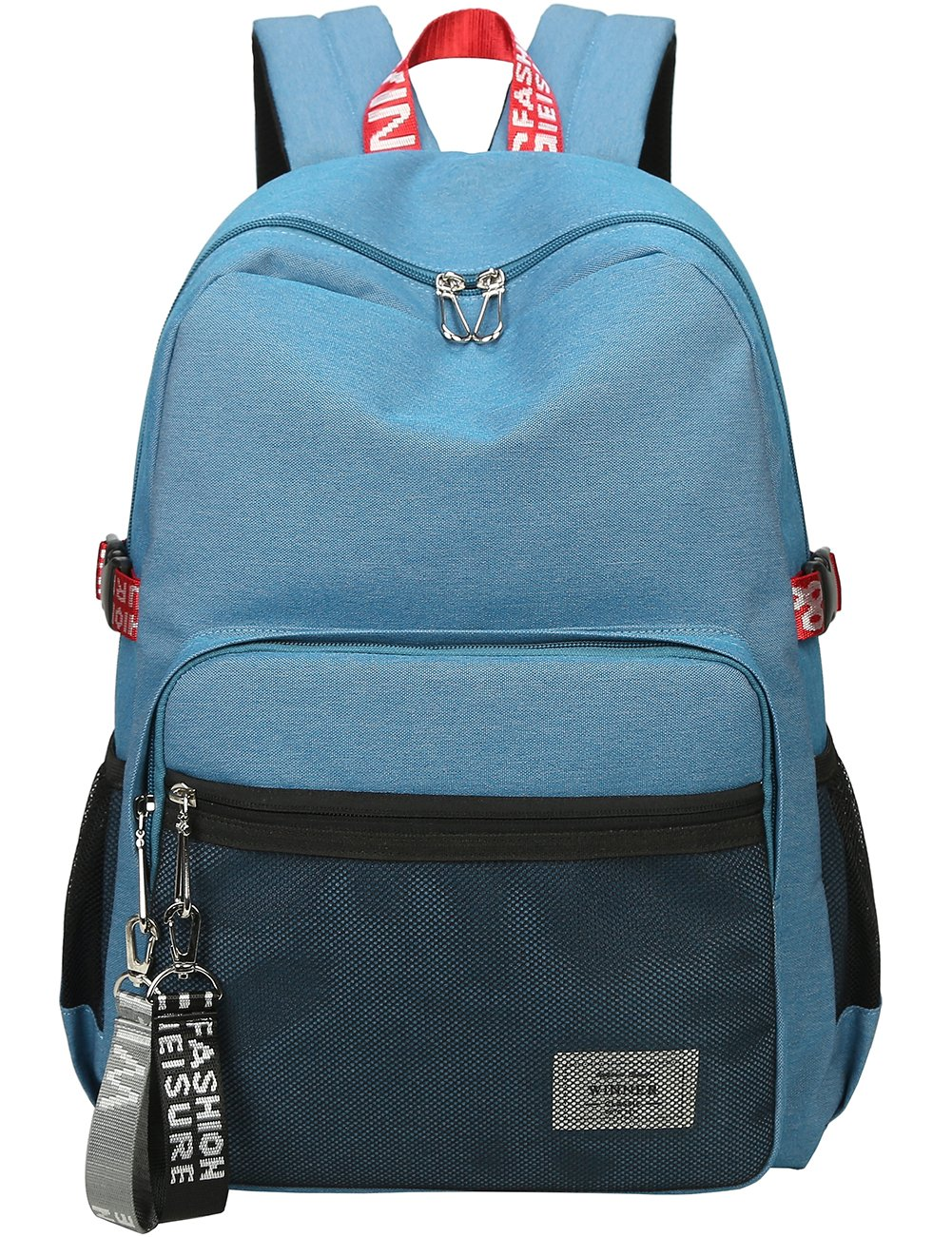 Casual Style Lightweight Backpack School Bag Travel Daypack Fruit Green