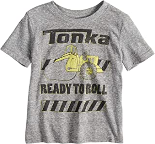 Toddler Boys 2T-5T Tonka Ready to Roll Graphic Tee