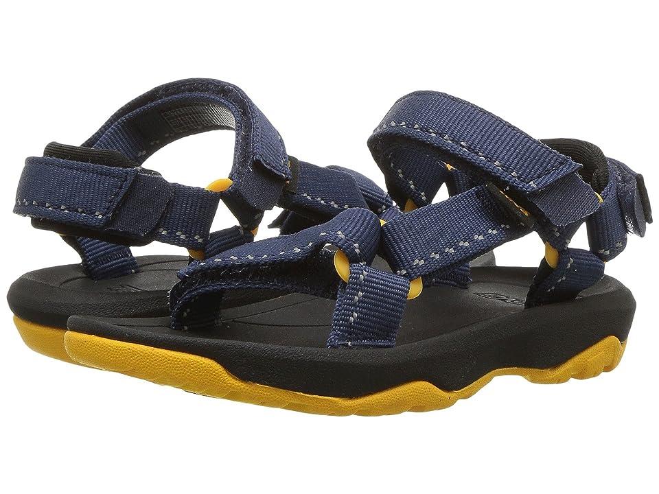 Teva Kids Hurricane XLT 2 (Toddler) (Speck Navy) Boys Shoes