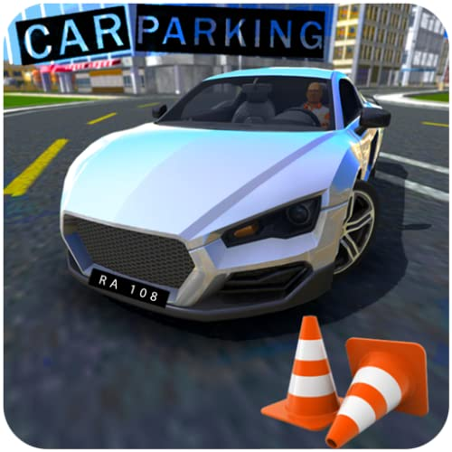 Ultimate 3d Car Driving Hard Parking Simulator School 2020: Learn Drive With Extreme New And Real Classics Speed Furious Vehicle With Gear And Steering Practice In New York City Traffic Highway Roads