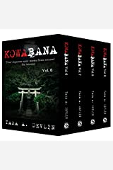 Kowabana Collection: Vol. 6-9 Kindle Edition