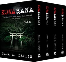 Kowabana Collection: Vol. 6-9