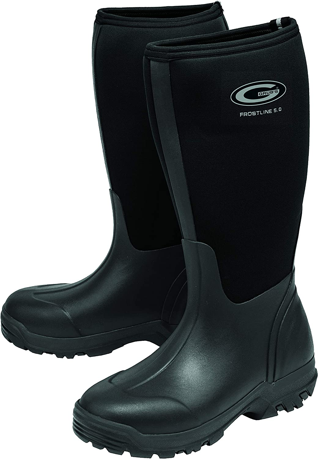 Grubs Boots TR-GRB0055  Black, Size 13