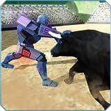 Robot vs Bull – juego del Matador Rodeo