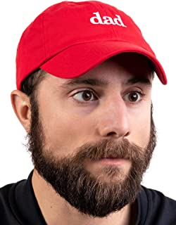 Dad Hat   Funny Embroidered Baseball Cap Gift for Men Daddy Husband Father Joke