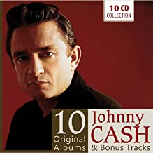 johnny cash cd collection