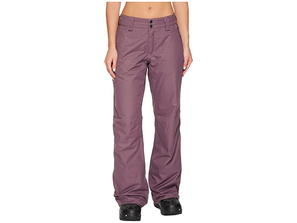 The North Face Sally Pants (Black Plum) Women
