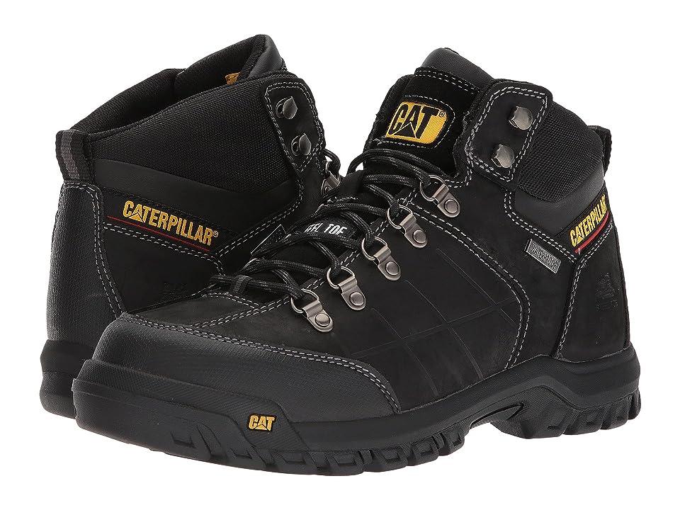 Caterpillar Threshold Waterproof Steel Toe (Black) Men