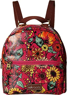 Mini Crossbody Backpack