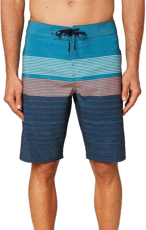 2021 model O'NEILL 4 years warranty Men's Water Resistant Swim Stretch Boardshort Hyperfreak