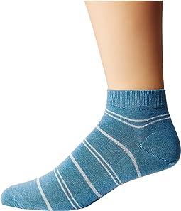Stripe Wash Sneaker Sock