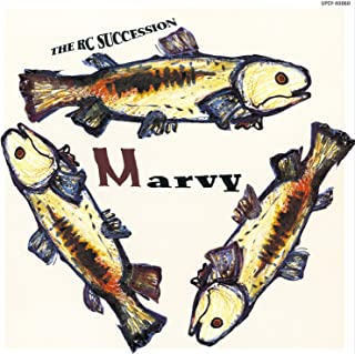 【Amazon.co.jp限定】MARVY(限定盤)(UHQCD/MQA)(特典:メガジャケ付)