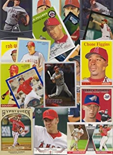 Los Angeles Angels / 1500+ Newer cards from 1993 - 2014